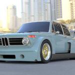 これはヤバい!BMW 2002を「重量998キロ、803馬力、ダウンフォース1088キロ」のモンスターに仕上げるプロジェクトがスタート。限定台数は300台