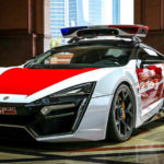 【動画】ワイルド・スピードで有名になった「ライカン・ハイパースポーツ」。その価格3.5億、アブダビ警察が世界で最も高価なパトカーを公開