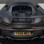 マクラーレンが純正オプション「ハイ・ダウンフォース・パッケージ」追加。570Sに対応しコーナリングスピード、高速安定性が向上