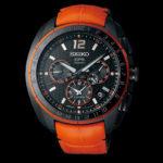 ホンダNSXとセイコー・アストロンがコラボ。新色「サーマルオレンジ」とブラックのスペシャルモデルが限定200本、50万円で登場