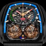 ブガッティが腕時計のパートナーを「ジェイコブ(JACOB & CO)」へと変更。「ツインターボ(5700万円)」を限定39本にて発売