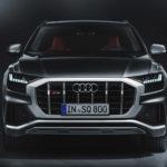 アウディがトルクモリモリの新型「SQ8」発表。烏天狗フェイスが強調されたテクノロジー満載SUV