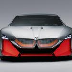 """BMW「ヴィジョンMネクスト」発表!600馬力のPHEV、そして""""BMW「ターボ""""""""M1""""を強く意識したデザインを持つスーパーカー"""