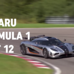 【動画】ケーニグセグはもともとスバル製F1用エンジンにあわせて設計されていた!スバルがF1参戦していたという事実、そしてなぜその後採用されなかったのか