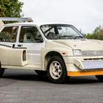 また出た80年代グループBの変態車、「MGメトロ 6R4」。なんと未走行、競売での予想落札価格は3300万円