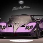 """パガーニ・ゾンダの最新ワンオフ「Zun」公開。なお、今後""""新車のゾンダ""""は生産されず、既存モデルのアップグレードのみが行われることに"""