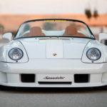 フロントウインドウだけで550万円!存在しないはずの993世代「911スピードスター」を自分で作ってしまった男