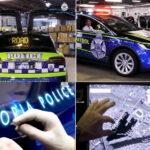 シビック・タイプRもパトカーに導入したオーストラリア警察が今度はテスラ・モデルXをパトカーに。「維持費が安くていい」