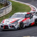 トヨタが新型スープラを初めてレースに実戦投入!ゼッケンは「90」、6/23のニュルブルクリンク24時間耐久レースへレクサスLCとともに挑戦