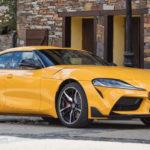 トヨタ・スープラが「4ドアクーペ」になったら?そういえば国産メーカーには4ドアクーペが無いようだ