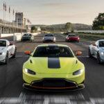 アストンマーティンがヴァンテージに60台のみの限定モデル「ヘリテージ・レーシング」発表。当時と同じカラーを身にまとい専用エアロパーツを装着