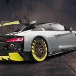アウディが突如「R8 LMS GT2」発表!GT3、GT4に続き3階級でレーシングカーを完備。なお価格は4100万円