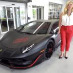 【動画】ランボルギーニ・アヴェンタドールSVJのさらなるレアモデル「63」はこうなっている!ブラックとレッドでまとめられた、目の醒めるような一台