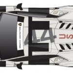 ランボルギーニ・ウラカンGT3 Evoが「月面着陸50周年」を記念しアポロカラーに。そのほか月面車のレプリカを作る会社が登場するなど、アメリカではアポロフィーバー中