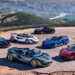 マクラーレンの新限定シリーズ「600LTスパイダー パイクスピーク」登場。6色1台づつ、合計6台の超レアモデル