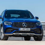 メルセデス・ベンツが新型AMG GLC43(SUV/クーペとも)を発表!23馬力アップし390馬力へ