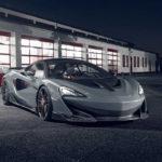 ノヴィテックがマクラーレン600LTのカスタムを公開。エンジン出力は688馬力、0-100km/h加速は2.8秒、最高速は333km/hへ