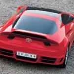 トヨタが2004年にイタルデザインと共同で開発した「アレッサンドロ・ボルタ」。発売されていたら世界が変わっていたであろう、「V6をミドシップにマウントしたハイブリッド4WDスーパースポーツ」