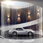 アストンマーティンが富裕層向けにハイパーカーの収まる「秘密基地」風ガレージを提案!まるで映画の中の1シーン