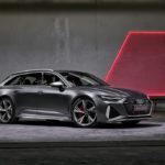アウディが新型RS6アバントを発表。600馬力に前後ワイドフェンダー、盛り上がったボンネットで武装した超速ワゴン
