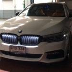 【動画】BMWは今後キドニーグリルを光らせるようだ!純正オプションにてまずは5シリーズからアンロックで発光可能に