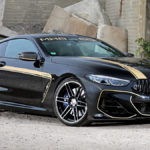 BMW 8シリーズをチューンし「M8コンペティション並みの」パフォーマンスまでに引き上げるチューナー現る。その外観もぐっとワイルドに