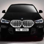 """「すごく・・・真っ黒です・・・」。BMWが""""世界でもっとも黒い""""特殊塗装を持つBMW X6を発表"""