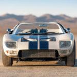 「もっともレアな」フォードGT試作車が競売に登場、予想落札価格は10億円。打倒フェラーリのためにフォードが全精力をかけて開発したレーシングカー