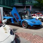 【動画】諸星伸一も来場!スーパーカーの祭典、「L☆FES」にて展示されたランボルギーニたちを見てみよう