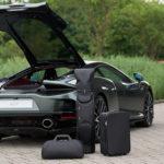 マクラーレンが「GT」専用ラゲッジ4種を発売。全てイタリア製ハンドメイド、ゴルフバッグは67万円ナリ
