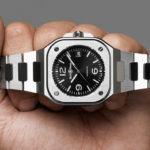 ベル&ロスが久しぶりの新作腕時計「BR 05」発表!40ミリと小ぶり、そしてレトロなデザイン