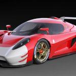 ル・マンに新設のハイパーカークラス参戦第一号、SCG007が公開。これでアストンマーティン・ヴァルキリー、トヨタGRスーパースポーツと戦うことに