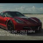 """【動画】コルベットベース、800馬力、MTも選べるピュアEV""""ジェノベーションGXE""""。自身の記録を塗り替え「EV世界最速記録」を樹立"""