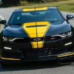 またまた「世界最速・最強」のレンタカーが登場。「ハーツ」でレーシングチームがカスタムした750馬力のカマロがレンタル可能
