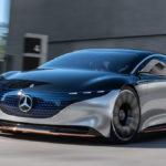 メルセデス・ベンツ「ヴィジョンEQS」発表!豪華絢爛、EVにしかできないデザインを持つ新世代のサルーン