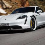 ポルシェ初のEV「タイカン」発表!トップレンジ「ターボS」は0-100km/h加速2.8秒、ブレーキは10ポッド、価格2000万円