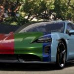 ポルシェ・タイカンのコンフィギュレーター公開。ボディカラーは10色、インテリアは9色、そして電動可倒式ドアミラーはオプション