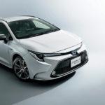 カローラがこんなに恰好良くなるなんて!トヨタが新型カローラ/カローラツーリング発表、カローラスポーツも小変更