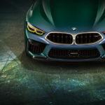 新型BMW M8グランクーペ発表!コンセプトモデルそっくりのゴールドアクセントを持つ「1stエディション」も登場
