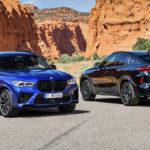 "BMW新型X5 M、X6 M発表!""コンペティション""モデルは625馬力を発生し0-100km/h加速はスーパーカーのレベルへ"