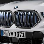 BMWがX6 M、X7用Mパフォーマンス製オプションパーツ発表。「光るキドニーグリル」他カーボン製パーツも盛りだくさん