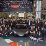 ランボルギーニ・ウラカンが登場から5年で「ガヤルドが10年かけて売った」14,022台を販売。ランボルギーニ歴代モデルの販売台数を調べてみた