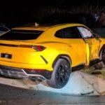14歳の少年がスバル・フォレスターを盗む→パトカーとカーチェイス→無関係のランボルギーニ・ウルスに激突・・・