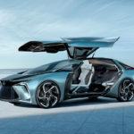 レクサスLF-30エレクトリファイド発表!2030年のレクサスをイメージした、「ガソリン車では不可能なレベルに達した」高級EV