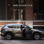 マツダが新型CX-8発表!上級SUV、そしてツアラーとしての資質を向上させる質実剛健なマイナーチェンジ