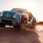 まるで砂上のランエボ、三菱「Mi-TECH(マイテック)コンセプト」発表!ガソリンのほか軽油、灯油、アルコールも燃料にできるガスタービンPHEV