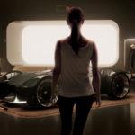 """「未来人の乗るトヨタはこうなっている」!トヨタがシングルシーターEV """"e-RACER""""、そして未来のモビリティを提案"""