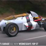 【動画】80スープラの2JZエンジンを積んだシングルーシーター「2Jet Z」が公道に放たれる!重量725kg、出力はアタックモード時に627馬力