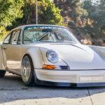 あのRWBポルシェに「EV」が存在した!1977年製911にテスラのモーターを押し込んだ「RWB史上、もっとも速く、もっともパワフルな911」が登場
