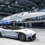 """アストンマーティンが超音速旅客機とコラボした「DBS スーパーレッジェーラ・コンコルド」発表!内外装はコンコルドを模した""""いまだかつてない""""特別仕様に"""